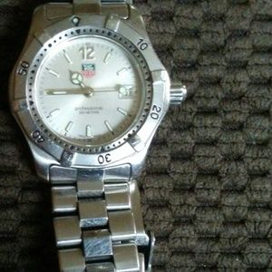 Ladies Tag Heuer watch